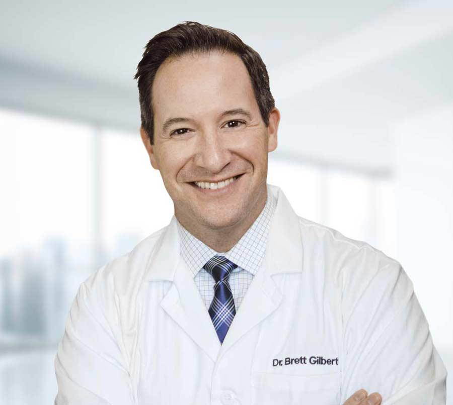Dr Brett Gilbert Speaker